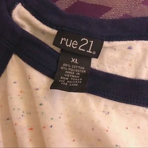 Rue21 Tops - Rue21 Crop Top